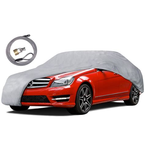 Auto Bekleben by Outdoor Car Cover Uv Snow Water Proof Protection