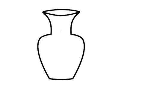 Black And White Flower Vase Vase Clipart For Clipartfest