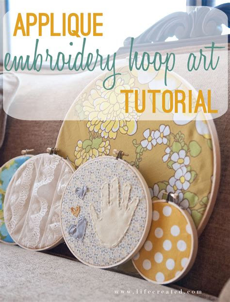 Embroidery Applique Tutorial by Craftaholics Anonymous 174 Hoop Tutorial Handprint