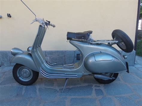 125ccm Motorrad Vespa by Piaggio Vespa 125 Ccm V13t 1949 Catawiki