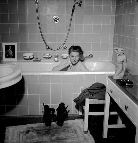 bathroom germany life lens lee miller at berlin s martin gropius bau