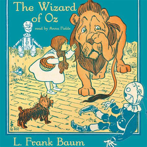 wizard audiobook listen instantly the wizard of oz audiobook by l frank baum