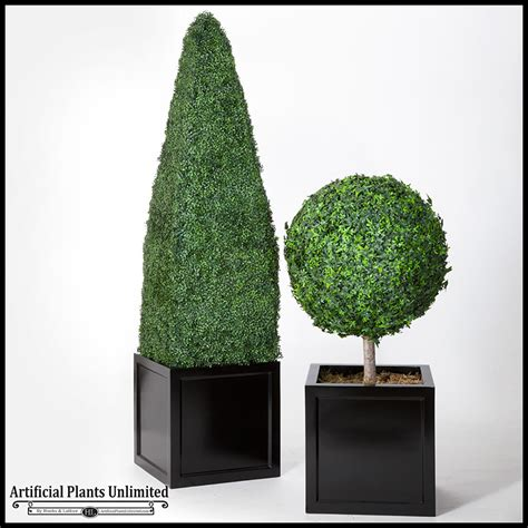 topiary sphere topiary trees outdoor artificial topiaries