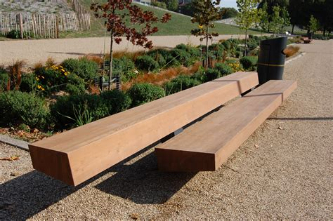 bench landscape woodwork park bench design standards pdf plans