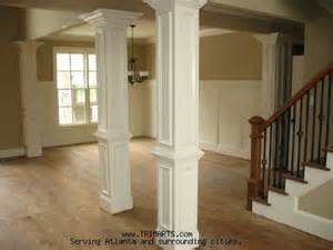Dining Room Columns by Dining Room Columns Living Room Pinterest