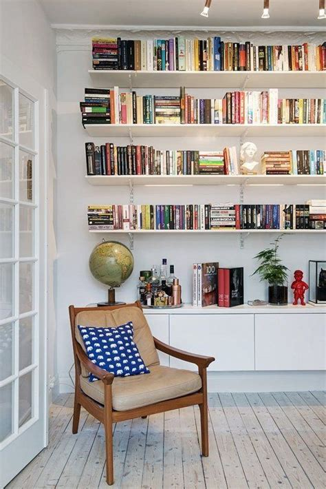 25 best ideas about wall mounted shelves on