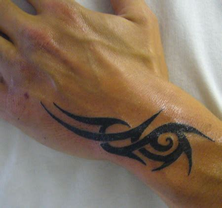 amazing black tribal arm tattoo for men jpg elmer tattoo