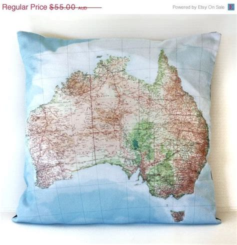 maps of australia for sale 1000 images about cushion project australia day