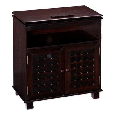 swivel top tv stand media cabinet buy swiveling tv stand from bed bath beyond