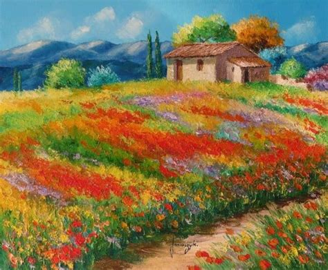 Beautiful Landscape Paintings Art Pinterest Beautiful Landscape Paintings