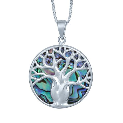 abalone tree of necklace landing company