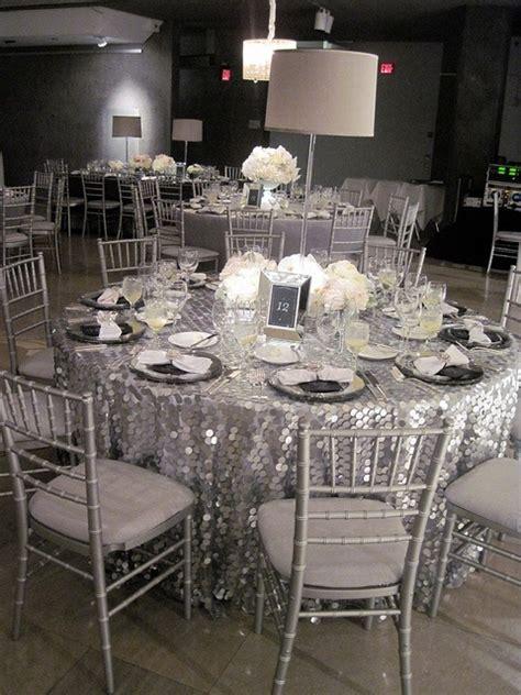 A Frosty Wedding in Silver   Arabia Weddings