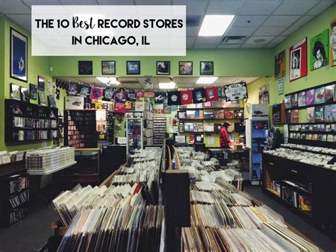 Records Chicago The Best Record Stores In Chicago Simply Sinova