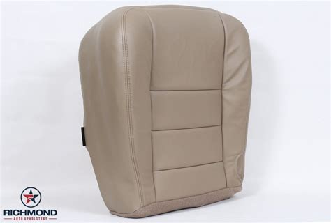bottom car seat covers 2005 2007 ford f 450 lariat leather seat cover driver