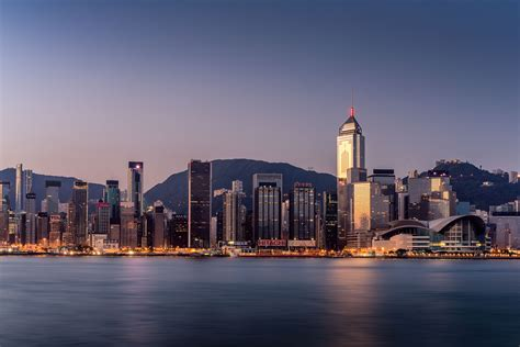 picture   week hong kongs victoria harbour andys