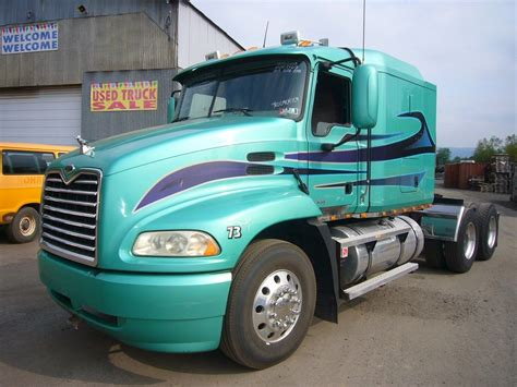 Mack Sleeper Cab For Sale by 2005 Mack Cx613 Tandem Axle Sleeper Cab Tractor For Sale
