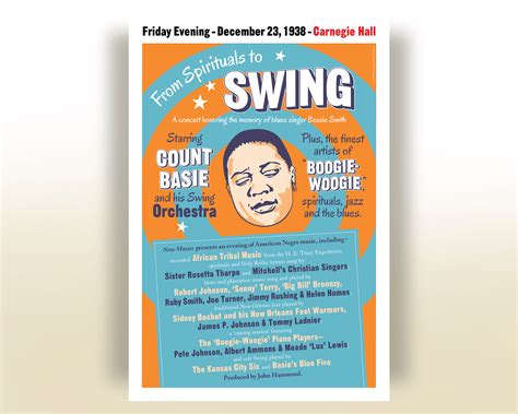 from spirituals to swing 1938 from spirituals to swing concert poster growling