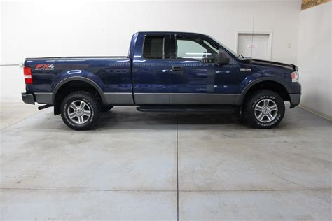 F 150 Fx4 2004 by 2004 Ford F 150 Fx4 Biscayne Auto Sales Pre Owned