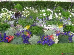 Modele De Parterre De Fleurs