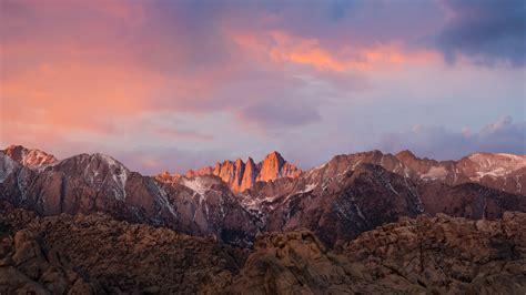 wallpaper mountains macos   sierra sky iphone