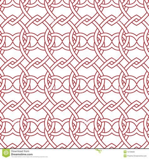 red white pattern vector vector seamless red and white pattern royalty free stock