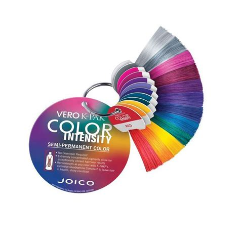 joico vero k pak color intensity haircolor краска для