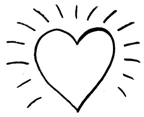 Kostenlose Vorlage Herz Malvorlagen Herz Kostenlos Ausdrucken