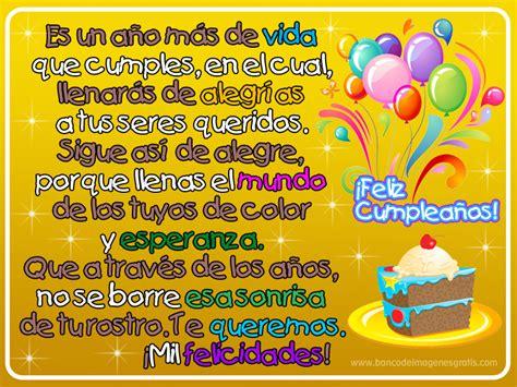 imagenes para cumpleaños gratis para descargar 161 mil felicidades tarjetas de cumplea 241 os postales de