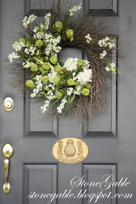 diy summer wreaths outdoor door wreath ideas  summer