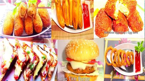evening snacks recipes 6 type quick and easy simple tea