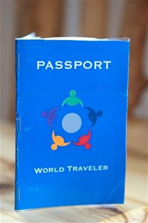 Make Your Own Passport Template make your own passport yellowspringsmontessoripreschool