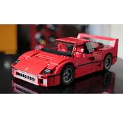 Lego Ferrari F40 2016 Hands On Review By CAR Magazine