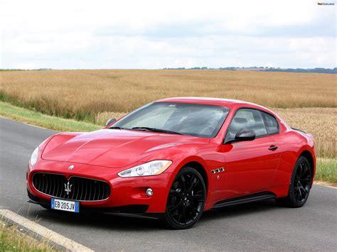 Images Of Maserati by Images Of Maserati Granturismo S Mc Sport Line 2009 12