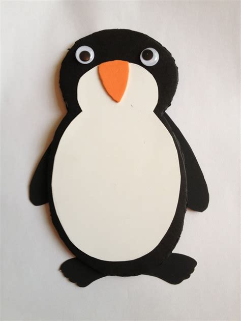 penguin crafts 38 best images about penguins on treat
