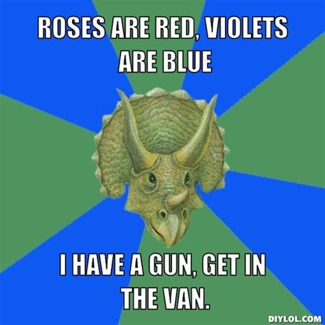 blue joke roses are quotes quotesgram