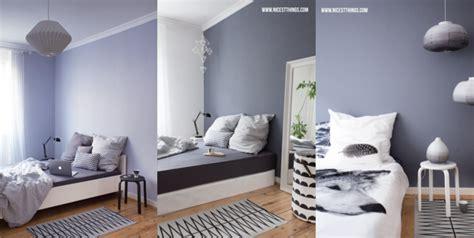 nachttisch braun für boxspringbett schlafzimmer einrichten wandfarbe
