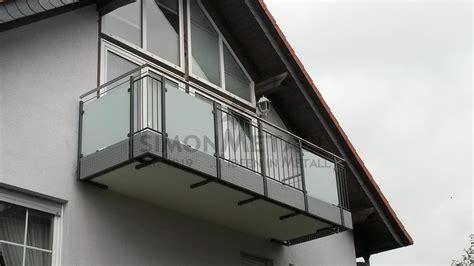 balkongeländer aus glas balkongel 228 nder aus glas modernes haus