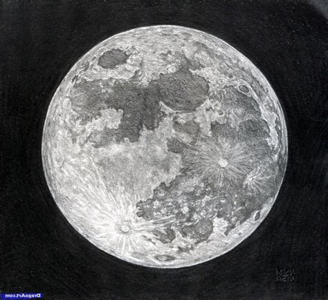 Sketches Moon by Pencil Drawings Of The Moon Drawing Sketch Library