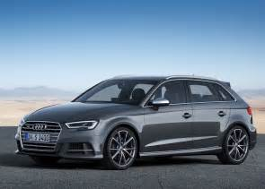 South Audi More Power For Updated Audi S3 Cars Co Za
