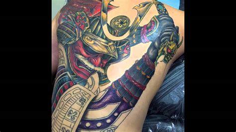 30 Fearless Samurai Tattoos Youtube Fearless Samurai Tattoos