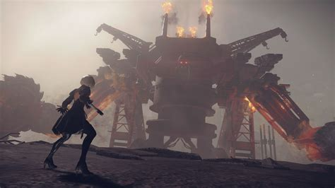 dev machine nier review nier automata nag