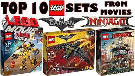 best of lego top 10 best lego sets from including ninjago
