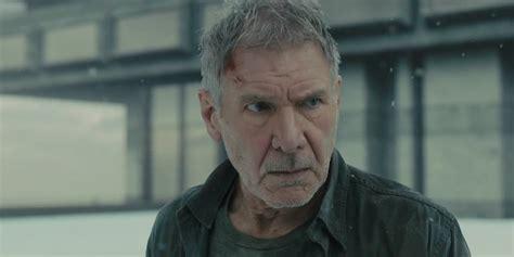 classic movies blade runner 2049 by harrison ford and ryan gosling blade runner 2049 trailer 2 breakdown screen rant