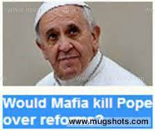 Pope Francis Criminal Record Mugshot Mugshots Search Inmate Arrest Mugshots Arrest Records