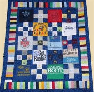 Shirt Quilts Personalized T Shirt Quilts