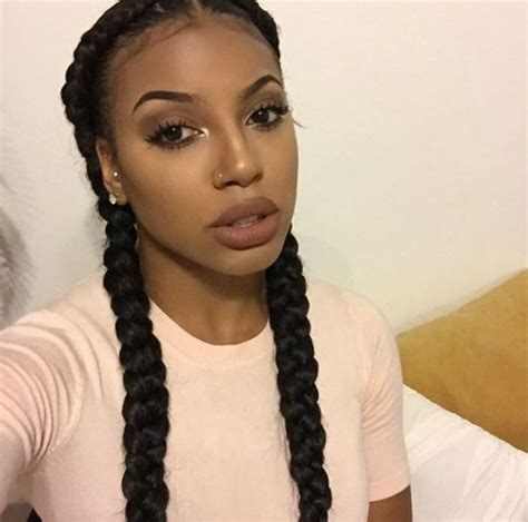 braided weave hairstyles pictures she used jbco on a twa twist out but the style she got