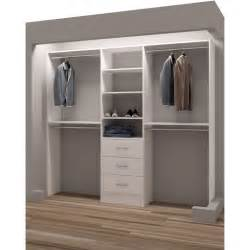 Shelf Closet Organizer by Best 25 Wood Closet Organizers Ideas On