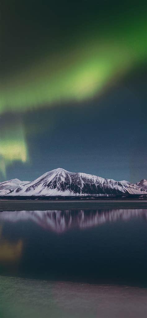 ml aurora night sky green bokeh instagram art nature
