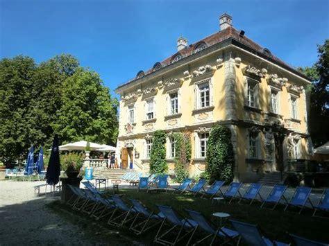 bamberger haus luitpoldpark eingang vom luitpoldpark bild la villa im bamberger