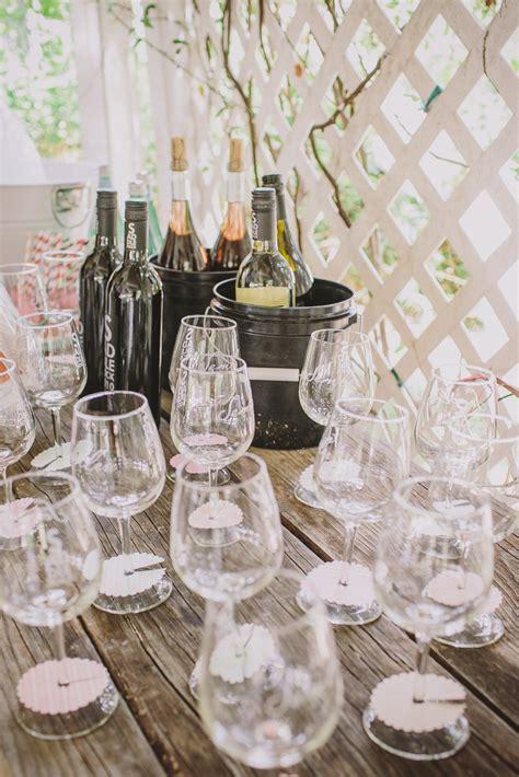 Malibu Winery Bridal Shower   TrueBlu   Bridesmaid
